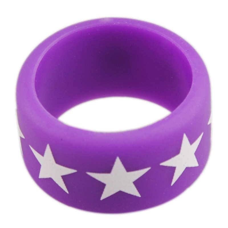 5/10 шт. Vape Band для механический мод 18650 22 мм Mod RDA бак RBA Vape кольца Ecig аксессуары резиновые кремния Vape кольцо для макрообъектива