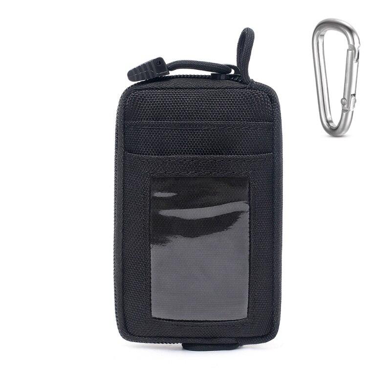 Nylon Phone Pack Coin Travel Men Messenger Pouch Hiking Waist Bag Wallet