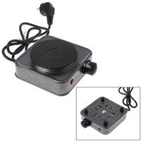 Boa qualidade mini fogão elétrico placa aquecedor de café 500 w multifuncional kit eletrodomésticos u1je|Pratos quentes|Eletrodomésticos -