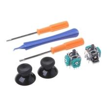 Сменный аналоговый джойстик для Xbox One, 3D контроллер, колпачок для пальцев Torx T8 T6, ремонтные отвертки, инструмент для Xbox 1