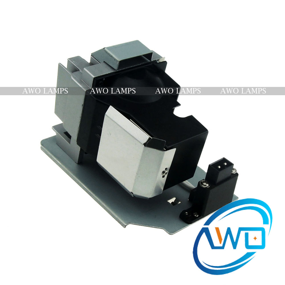 AWO High Quality Projector Replacement Lamp SP-LAMP-088 with Housing for INFOCUS IN3138HD Projector Free Shipping free shipping replacement bare projector lamp sp lamp 016 for infocus lp850 lp860 projector