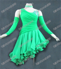 Latin dance/Waltz Tango Ballroom Dance Dress,Girls/Women Modern Dance/Perform Costume/Wear LD-0049