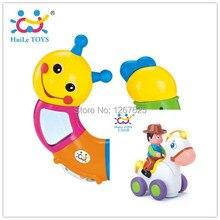 Baby Rattles Brinquedo Bebe Educativos Lovely Worm Chocalho Bebe Eletronicos Horse Free Shipping Huile Toys 786B & 838A