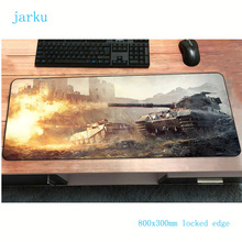 new world of tanks mouse pad 800x300x3mm mouse mat laptop best padmouse