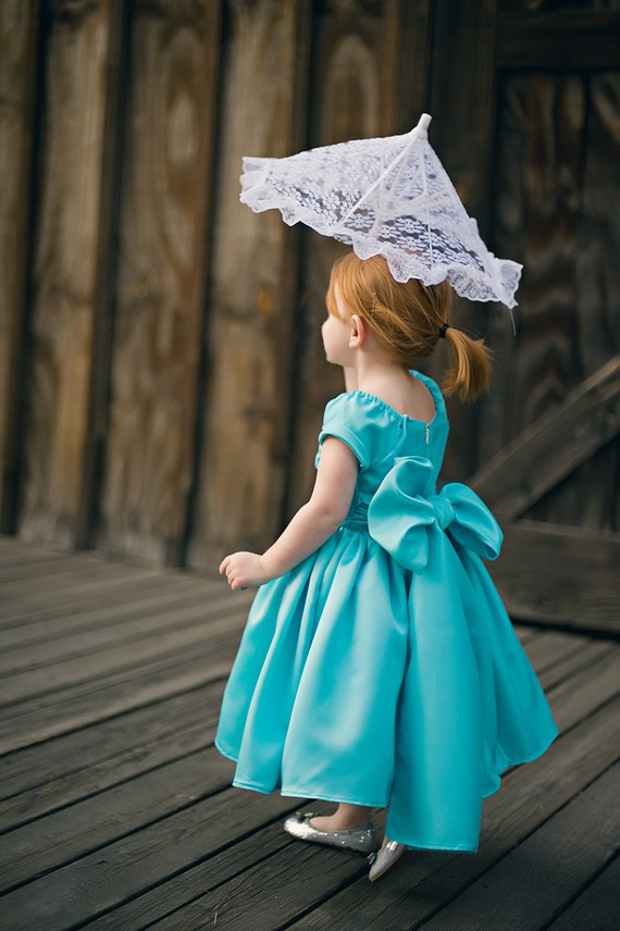 ФОТО 2017 Summer New Girl Dresses Kids Sequins Bow Tiered Gauze Party Sundress Princess Dress Children Clothing Kids Dresses 0-14 Y