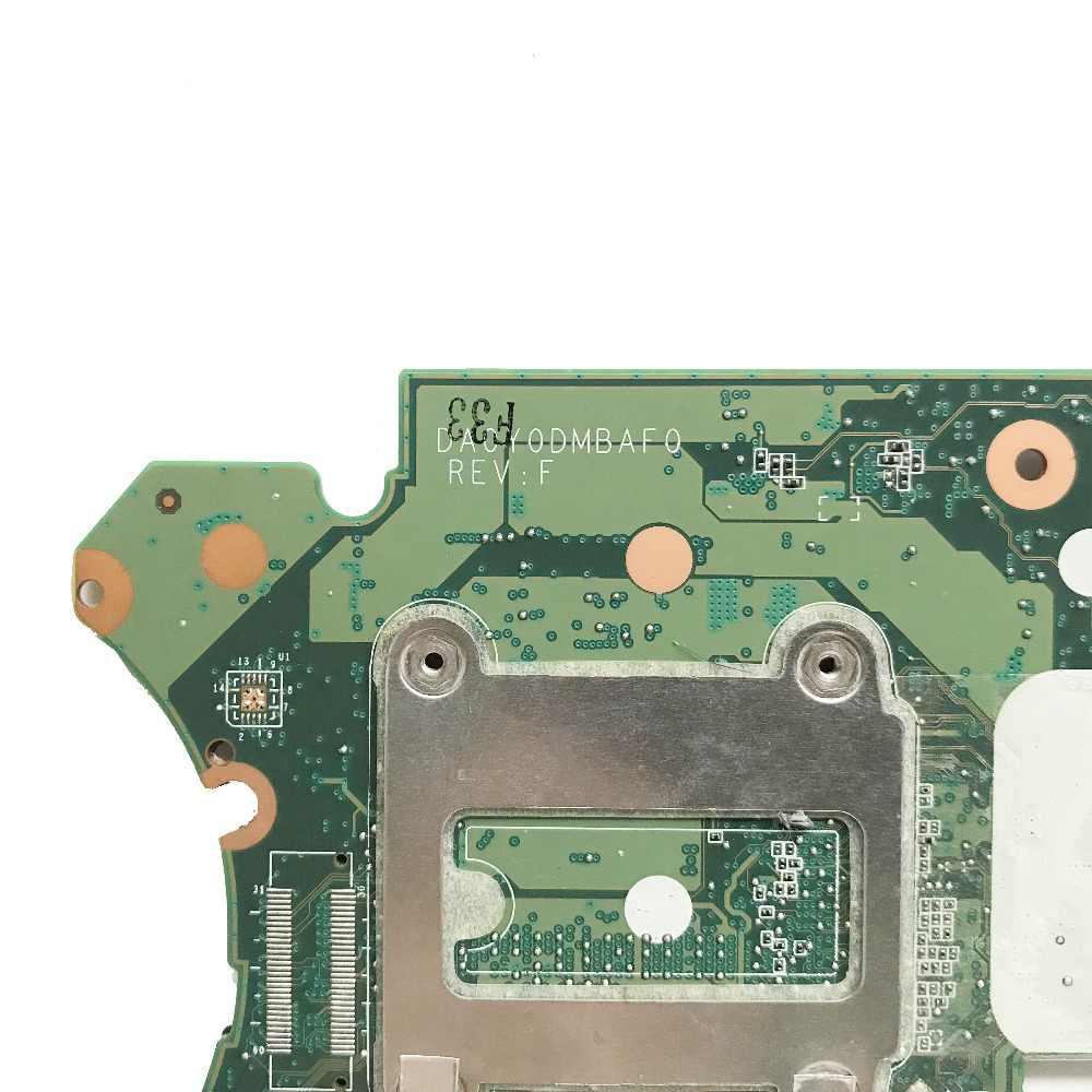 Для спектр X360 13-4000 Материнская плата ноутбука 801507-501 с i5-5200U процессор 4 Гб Оперативная память DA0Y0DMBAF0 не отремонтированы