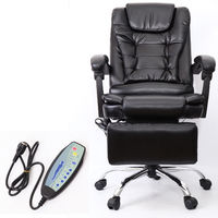 EU MoutainNet High Back 360 Degree Swivel Leather Executive Office Chair Computer Desk Seat Height Adjustable