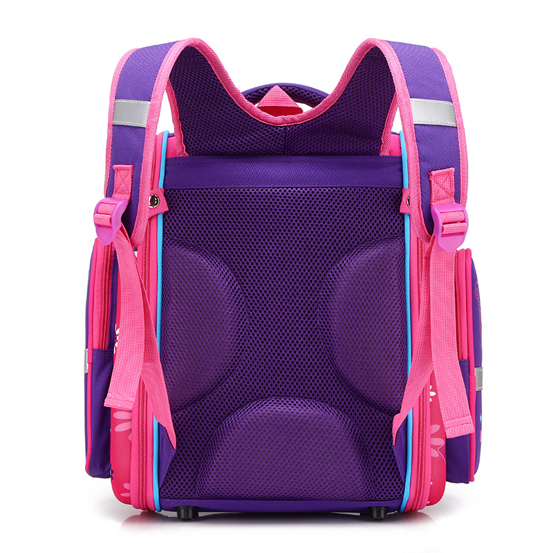 Image 5 - Girls Boys Cat Schoolbags Waterproof Breathable Kids 3D Cartoon  School Bags Children Orthopedic School Backpacks Mochila EscolarSchool  Bags