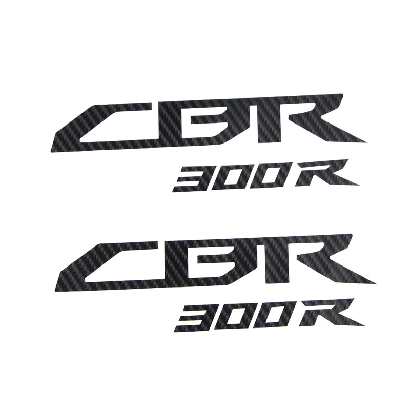 KODASKIN Motorcycle <font><b>Sticker</b></font> Decal Carbon 2D for HONDA <font><b>CBR300R</b></font> image