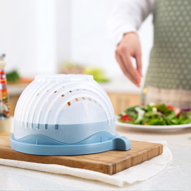 Vegetable Cutter Bowl unique kitchens tools