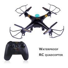 Aviax F2 6-Axis 2.4GHz Quadcopter Remote Contral Drone with 3D Flip Cruise Control / Fixed Altitude Shooting / Headless Mode RTF