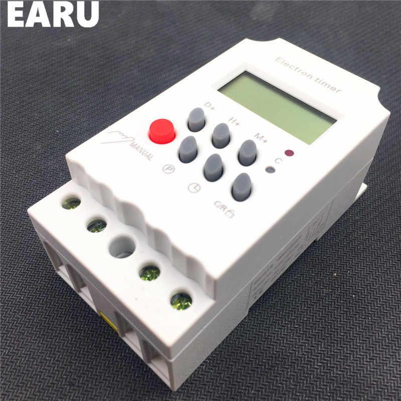 Steuersysteme & SPS AC 220V 25A programmierbarer elektronischer ...