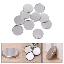 10pcs Empty Eyeshadow Palette Powder Pans Pot Storage Responsive to Magnets(China)