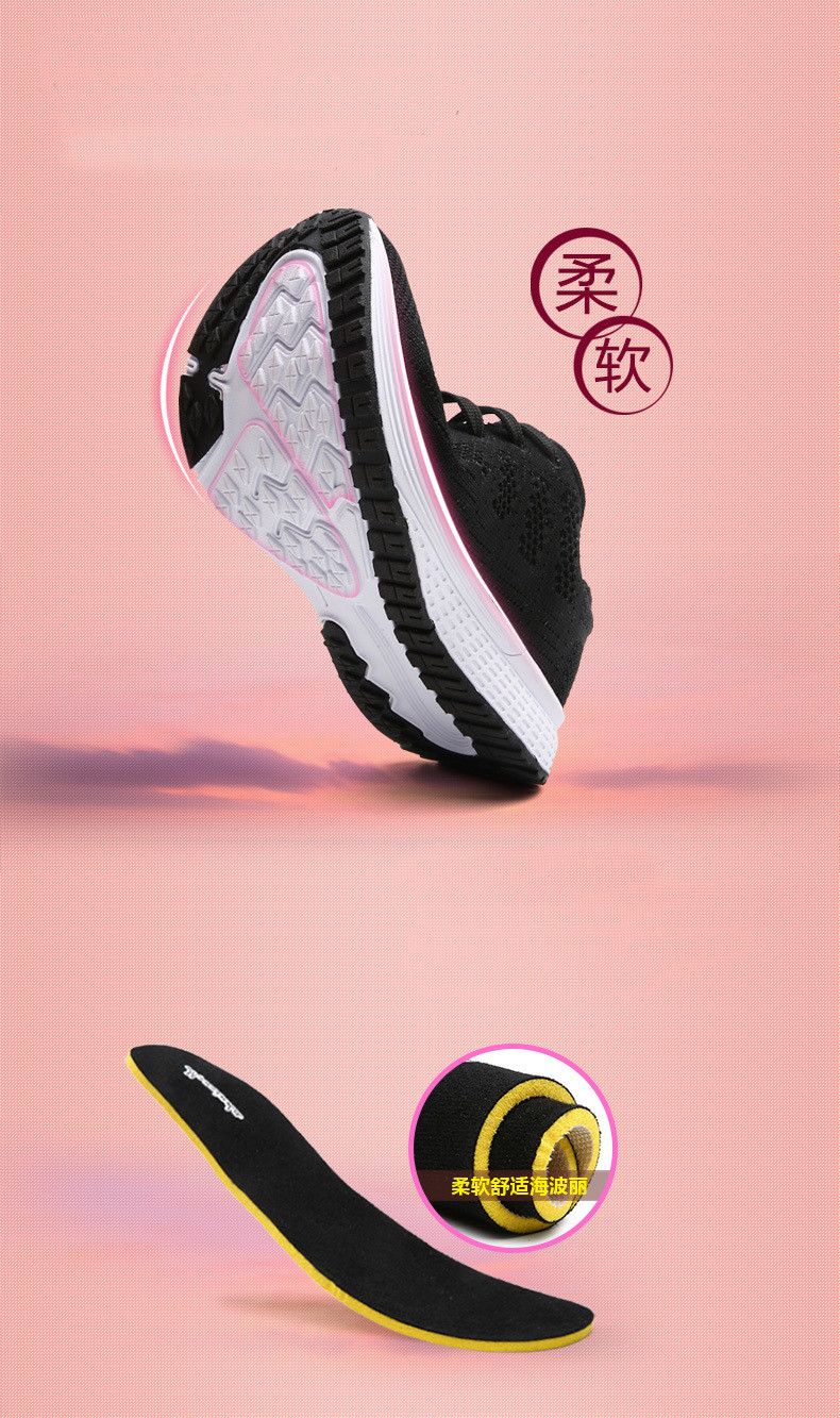 Air Cushion Original Breathable Sneakers Women Summer Springs Athletic Outdoor Sports Entertainment Shoes Women Running Shoes 11