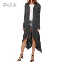Amazon Burst Sweater Long Cardigan
