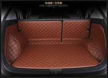JAC K5/3 iev b15 A13 RS refine s3/2/5 Brilliance AutoV3/5/H220/230/530/320 FRV/FSV/cross/wagen car all-inclusive trunk mat case элемент салона jac rs