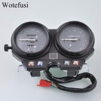 Wotefusi Motorcycle Speedometer Tachometer Meter Gauge Cover For Honda CB250 Hornet 99 05 1999 2000 2001 2002 03 04 05 [P609]