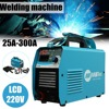 MMA 300G Mini Welders DC Welding Machine 220V 25A 300A Semi Automatic Inverter LCD Soldering Tool