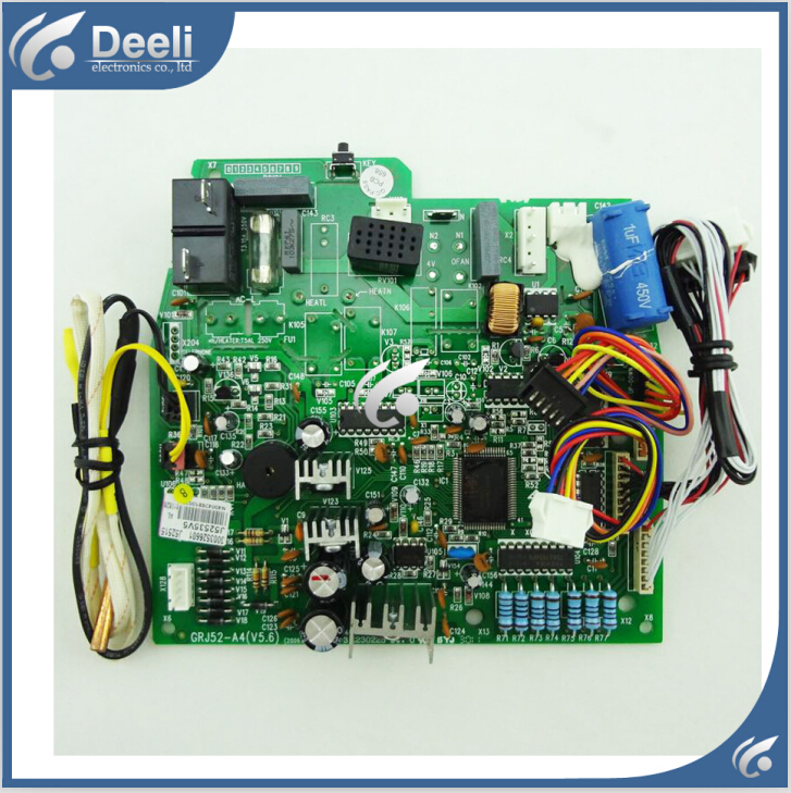 все цены на air conditioner pc board 3003526601 motherboard j52515 grj52-a4 pc board control board онлайн