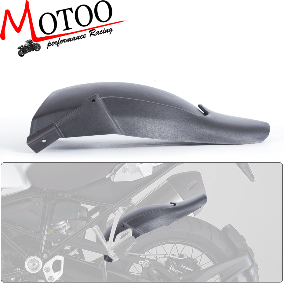 Motoo - Rear Tire Hugger Mudguard Fender for BMW R1200GS R 1200 GS LC Adv 2013 2014 2015 2016 2017 after market motoo for yamaha mt07 mt 07 2013 2017 fz07 2015 2016 2017 cnc aluminum rear tire hugger fender mudguard chain guard cover