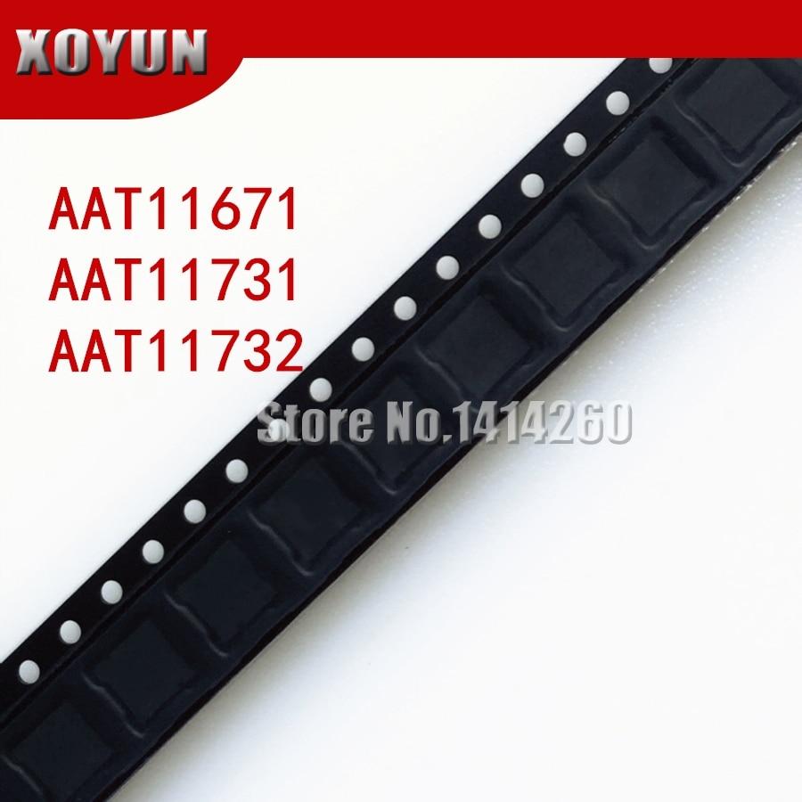 100%New AAT11671 AAT11731 AAT11732 QFN