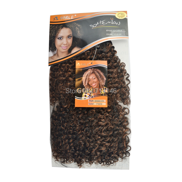 5a Grade 100 Noble Gold Darling Hair Dora Styling Synthetic Hair