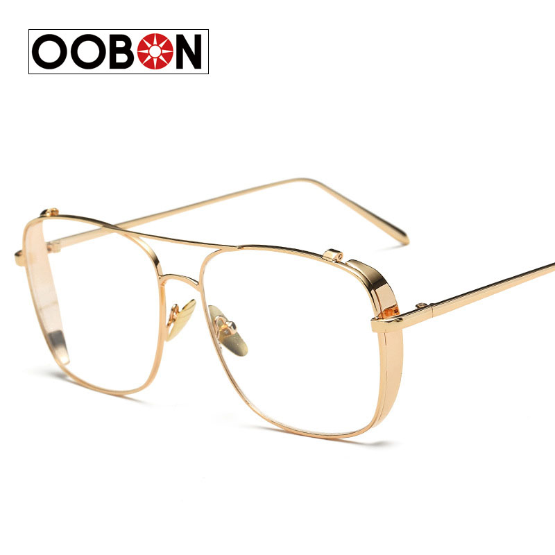 Glasses New Frames Old Lenses : 2017 New Luxury Women Brand Glasses Frame Vintage Oversize ...