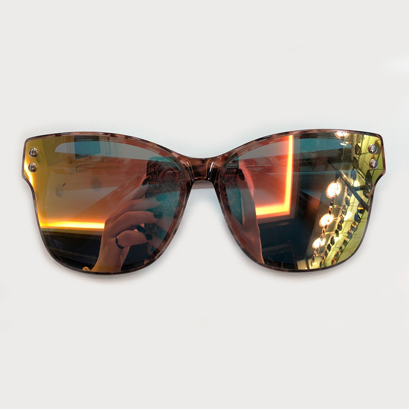 no Cat Sol Retro 2019 Acetat Eye no Sonnenbrille 5 Frauen Feminino Oculos Brillen Rahmen 3 Mode Gradienten 1 no Qualität no Objektiv 2 4 Vintage Hohe De No xqwYcR