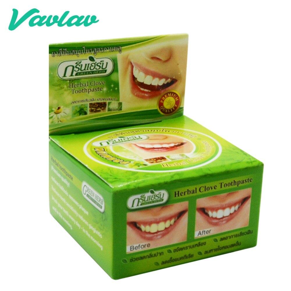 Зеленая Трава Природные Травяные Гвоздики Зубная Паста Зубная Паста Для Отбеливания Зубов Зубной Пасты Удалить Пятно Антибактериальное Аллергия Зубная Паста