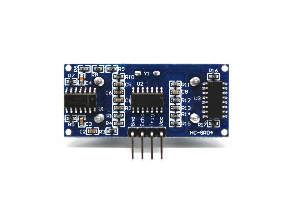 Image 3 - 50PCS HC SR04 Ultrasonic module Ultrasonic Distance measurement module sensor Obstacle Avoidance Module-in Integrated Circuits from Electronic Components & Supplies