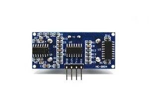 Image 3 - 50PCS HC SR04 Ultrasonic module Ultrasonic Distance measurement module sensor Obstacle Avoidance Module