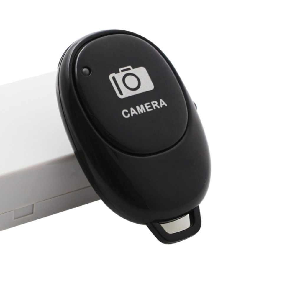 بلوتوث التحكم عن بعد زر وحدة تحكم لاسلكية الموقت الذاتي كاميرا عصا مصراع الإفراج الهاتف Monopod Selfie