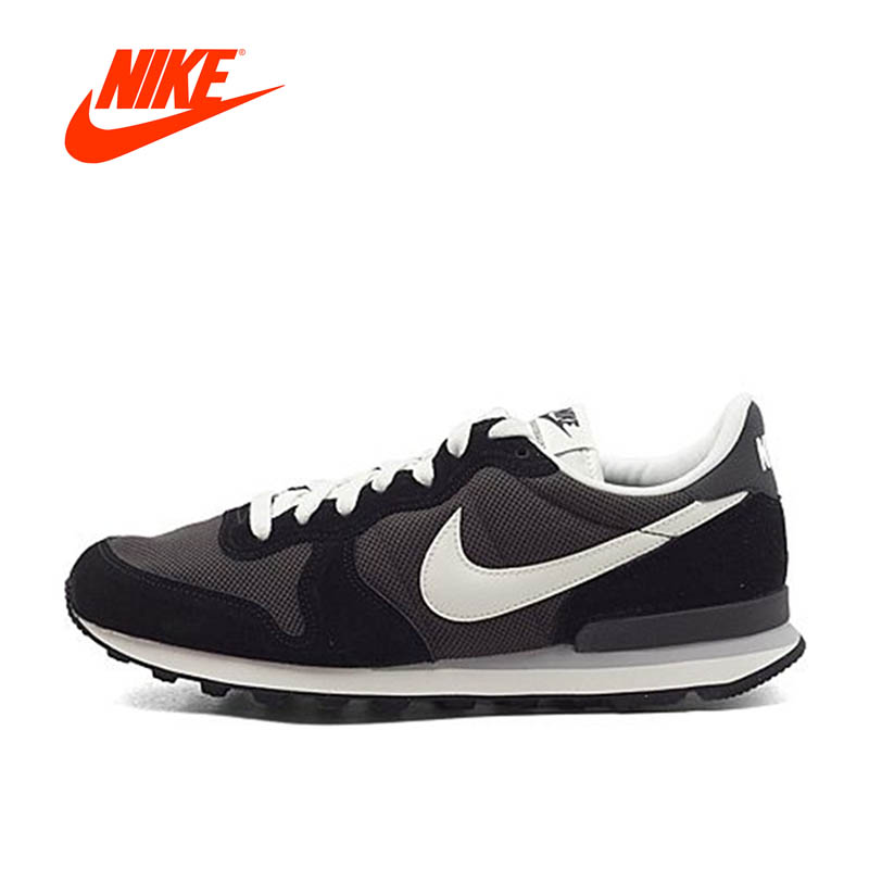 Authentic New Arrival Official Nike CORTEZ Men's Breathable Skateboarding Shoes Sneakers Classique Comfortable original new arrival official nike sb portmore women s breathable skateboarding shoes sports sneakers classique comfortable