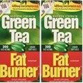 EE. UU. Suplemento Dietético de Grasa Del Té Verde 400 mg de Acción Rápida Líquido Suave-geles (Paquete de 2) 400CT envío gratis