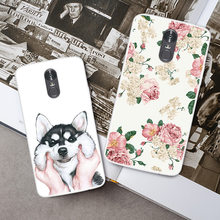 Fashion Cute Cartoon Animals Phone Case For LG Stylus 3 Painted Phone Case For LG Stylus 3 Soft Silicone Full Back Cover(China)