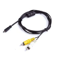 AV A/V Audio Video TV OUT Kabel Cord Lead Voor Nikon Coolpix Camera PN # EG CP14