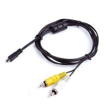 Cordon de câble de TV OUT Audio vidéo AV A/V pour appareil photo Nikon Coolpix PN # EG CP14