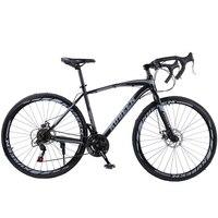KUBEEN 400C Road велосипед Полный Велоспорт BICICLETTA дорожный велосипед 21 Скорость Bicicleta