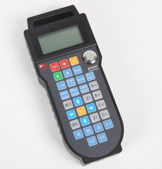 Wireless Griff Laser Schneiden USB CNC Controller für Flamme Plasma Schneiden Fernbedienung Schneiden Maschine