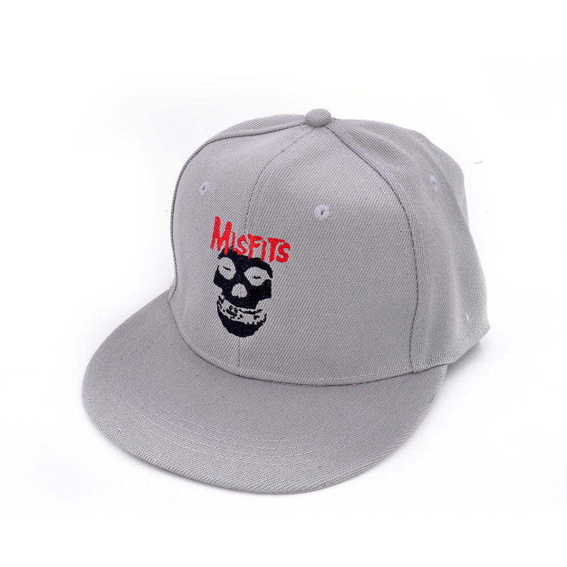 f2e9b032135da The misfits band cap fashion Hardcore punk band Baseball caps Glenn Danzig  rock Men and women dad hat-in Baseball Caps from Apparel Accessories on ...