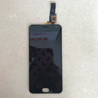 Crazy Cow Tested For Meizu M2 Mini LCD Display With Touch Screen Digitizer Assembly Mobile Phone