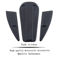 silica gel Motorcycle Tank Pad Protector Sticker Decal Gas Knee Grip Tank Traction Pad For BMW K1600GT K1600GTL