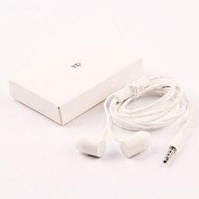 Agaring ב אוזן אוזניות עבור LG G5 V10 V20 G6 G4 G3 H990N H968 H818 H868 H868G נקסוס 5X ספורט אוזניות שליטת חוט אוזניות