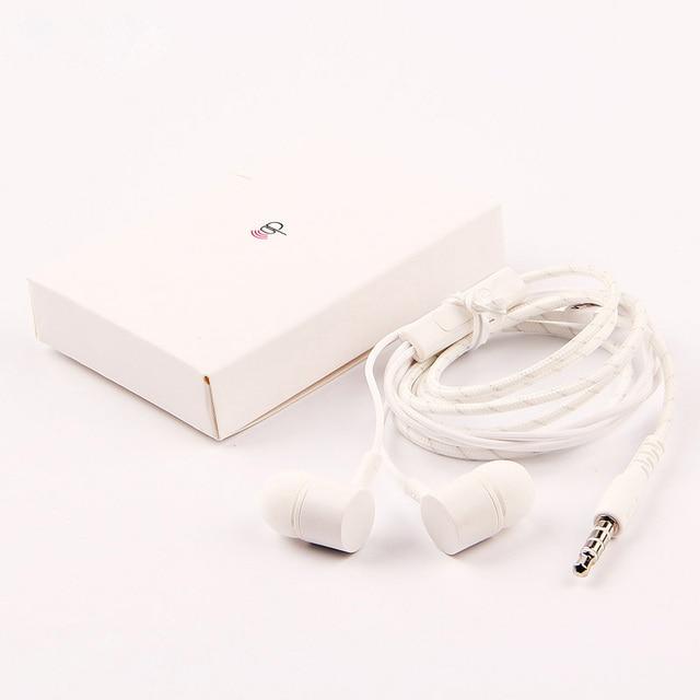 Agaring in ear Headphones For LG G5 V10 V20 G6 G4 G3 H990N H968 H818 H868 H868G Nexus 5X Sports Earphone Wire control Headset