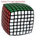 Cubo Lanlan 7x7x7 Cubos Mágicos 7 Bloco Puzzle Brinquedo de Aprendizagem & Educational Cubo Mágico Cubos de Velocidade para Crianças Caçoa o Presente
