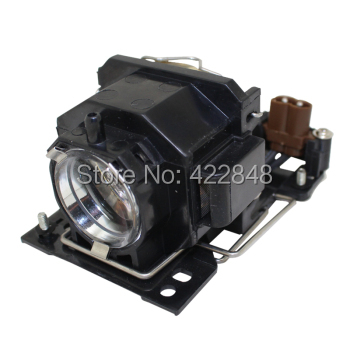 High quality compatible lamp with housing DT00821 for Hitachi HCP-600X/HCP-610X/HCP-78XW projectors doffler hcp 2309