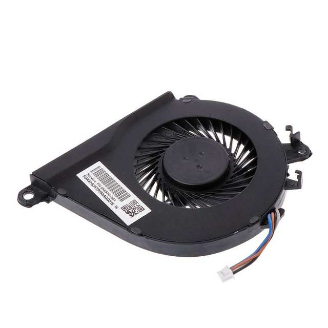 Cooling Fan Laptop CPU Cooler Replacement for HP OMEN 15-AX TPN-Q173 15-BCs  15-BC013TX BC015TX