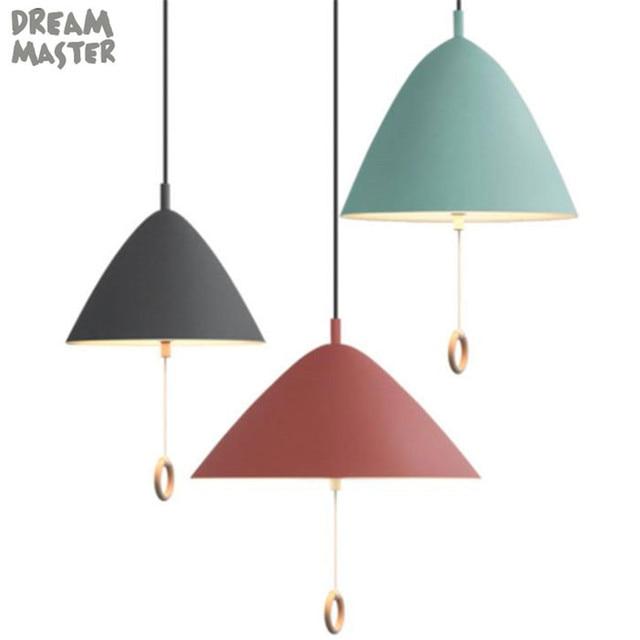 Modern blackwhiteyellowcyan chandelier lights colorful e27 modern blackwhiteyellowcyan chandelier lights colorful e27 hanging pendant lamp light aloadofball Image collections