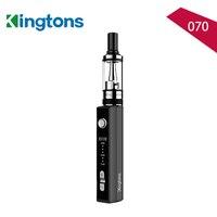 3pcs Lot Kingtons Justfog Q16 Starter E Cigarette Kit 900mah Li Ion Battery Anti Leakage Starshield
