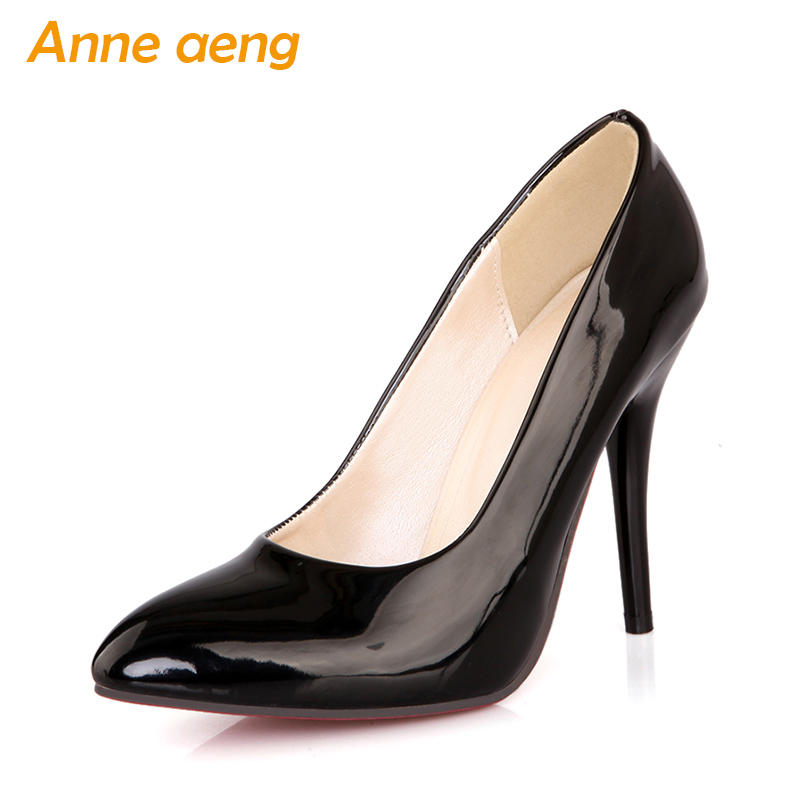 spring summer women pumps high thin heels pointed toe crystal classic office lady pumps black red shoes women big size 44 45 46 source naturals bromelain pineapple enzyme 600 gdu gram 500 mg 60 tablets